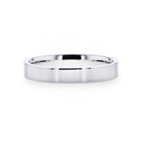 Argent Silver Women's Wedding Band