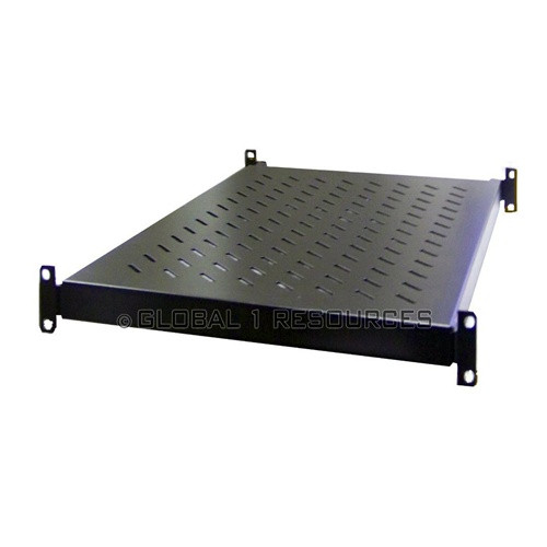 "PULSE™ 1U Server Shelf 19"" RackMount  - Adjustable"