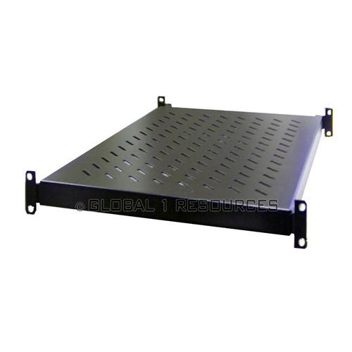 "PULSE™ 1U Server Shelf 19"" RackMount  - Adjustable"