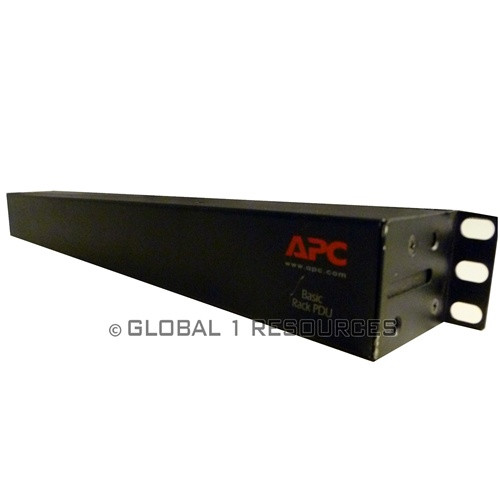New APC AP9564 Basic 20AMP PDU Rack Mount Power Strip