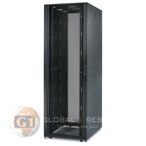 APC AR3157 SX Netshelter Server Rack - 48U