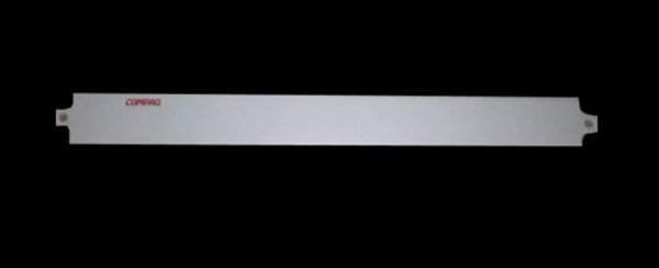 1U Beige Filler Panel