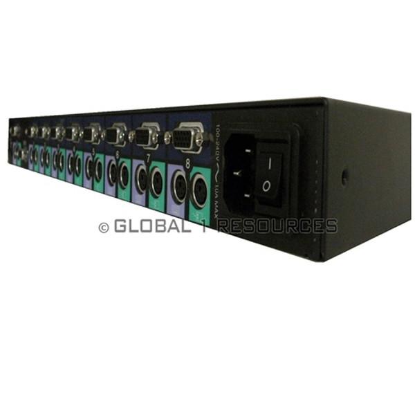Dell 71PXP 8 Port KVM Switch