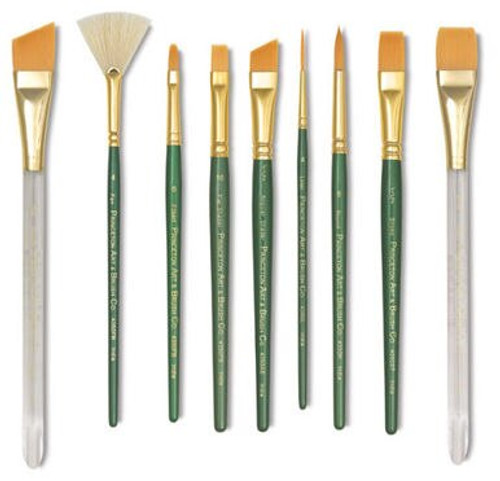 Princeton Golden Synthetic Watercolor Brush - Multiple Sizes!