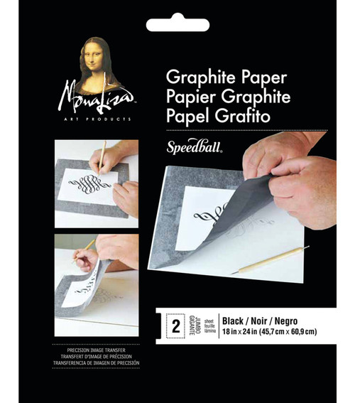 Mona Lisa Graphite Transfer Paper