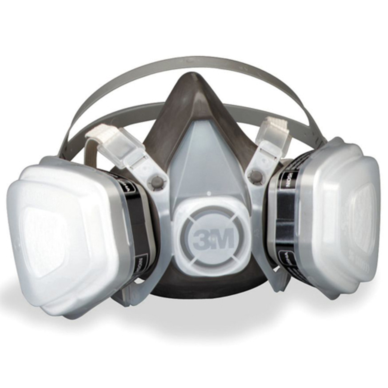 3m reusable all-purpose valved safety mask