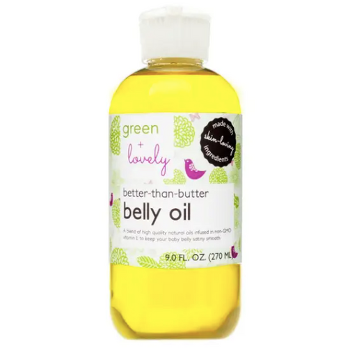 Better Than Butter Belly Oil