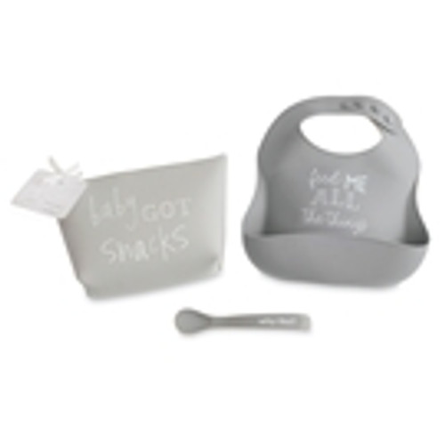 Silicone Feeding Set