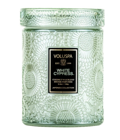 Voluspa Medium Jar Candle
