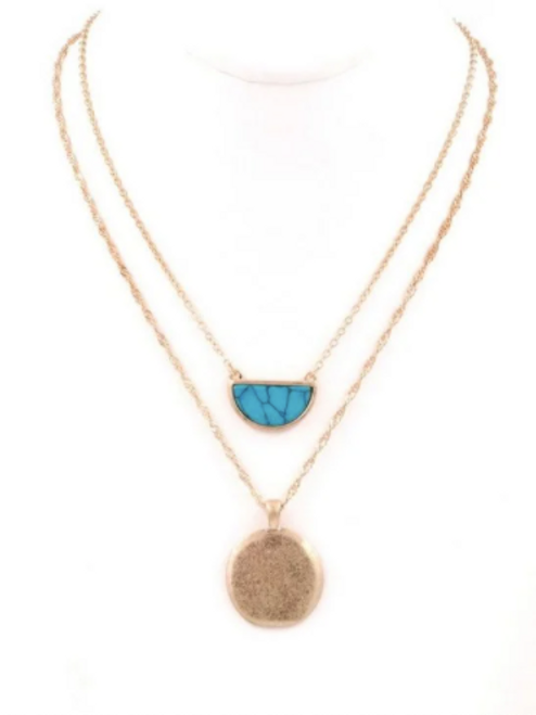 Maddie Layered Necklace