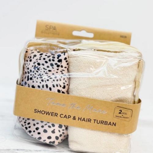 Shower Hair Set