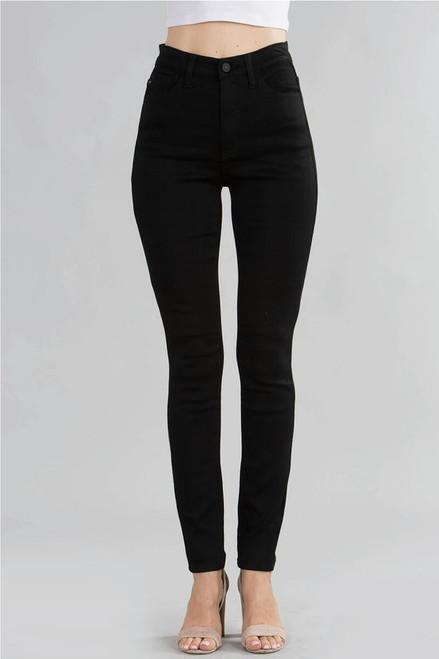 Tokyo Black High Waist Kancan Skinny Jeans