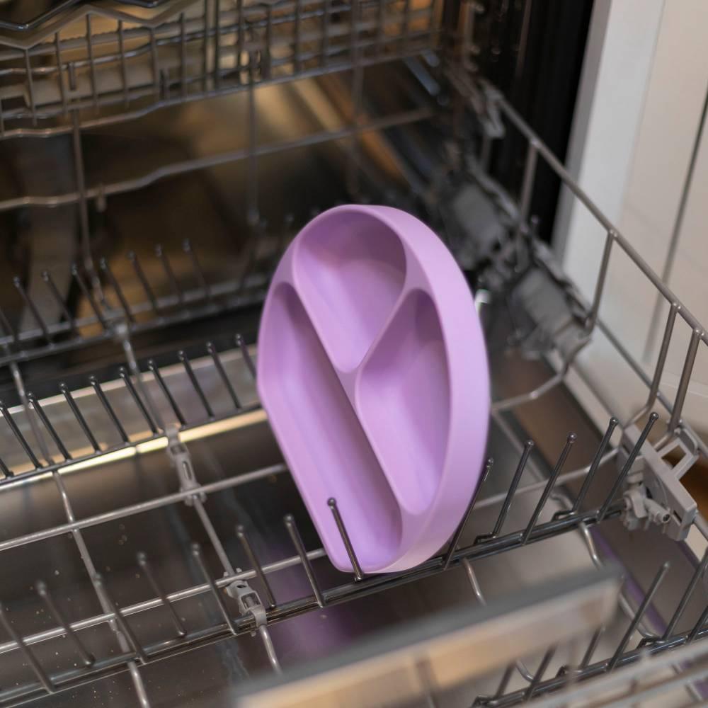 Silicone Grip Dish