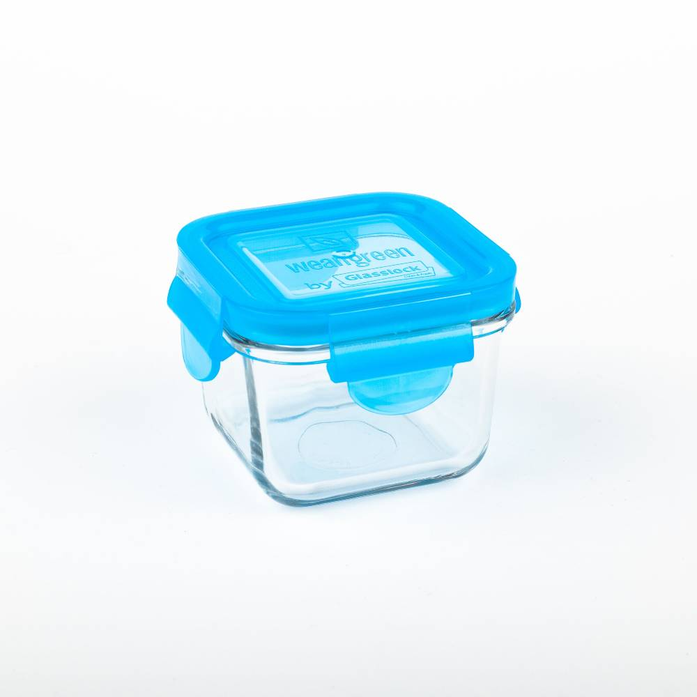 Glass Snack Cube - 210ml