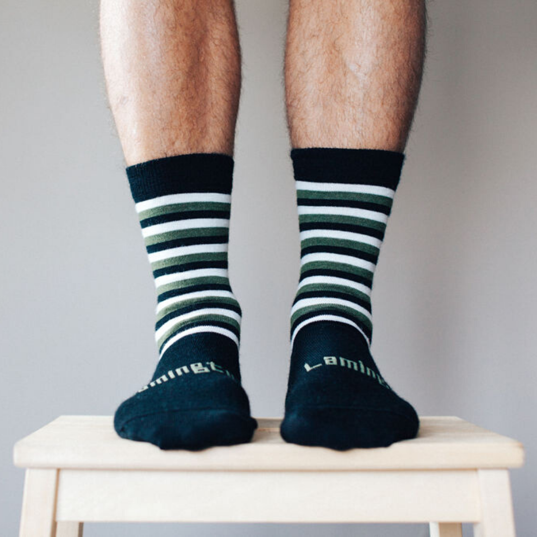 Mens Crew Merino Socks