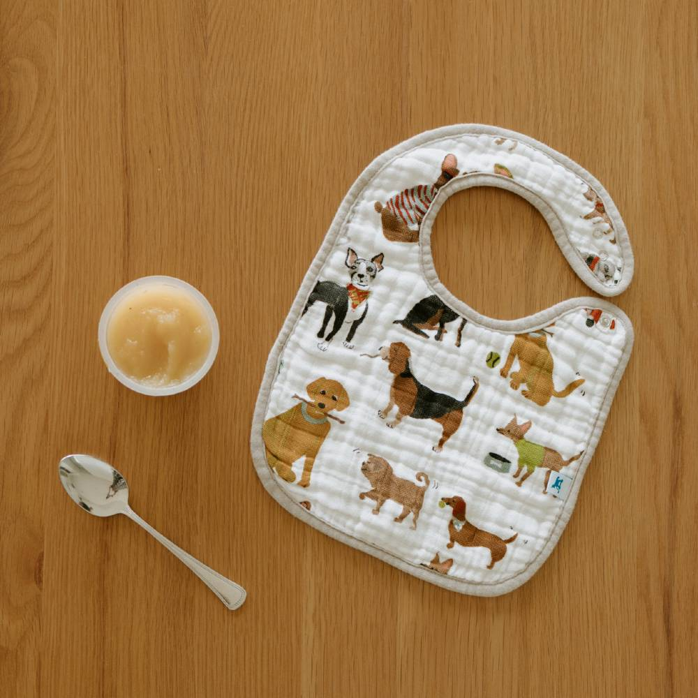Little Unicorn - Muslin Classic Bib 3 pack