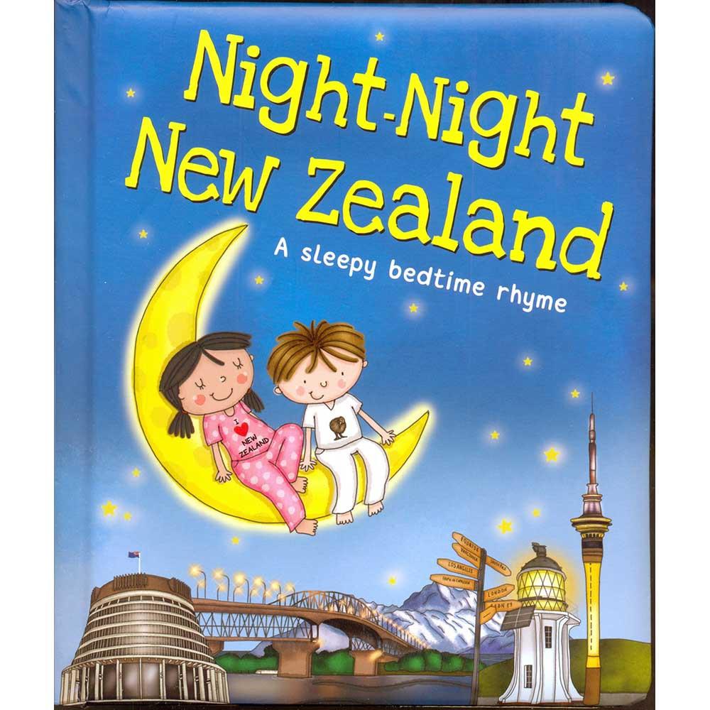 Night-Night New Zealand Board Book