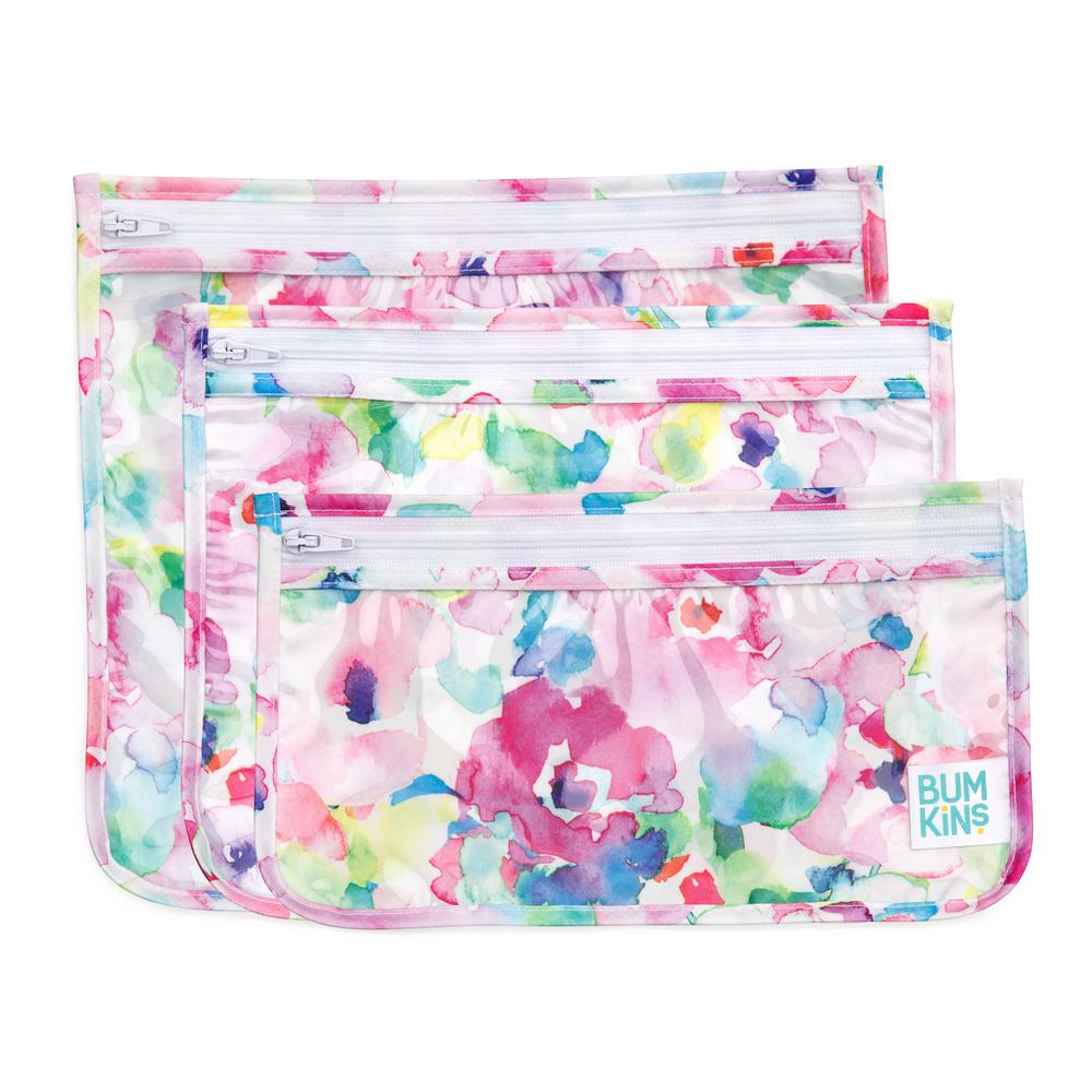 Clear Travel Bag 3pk