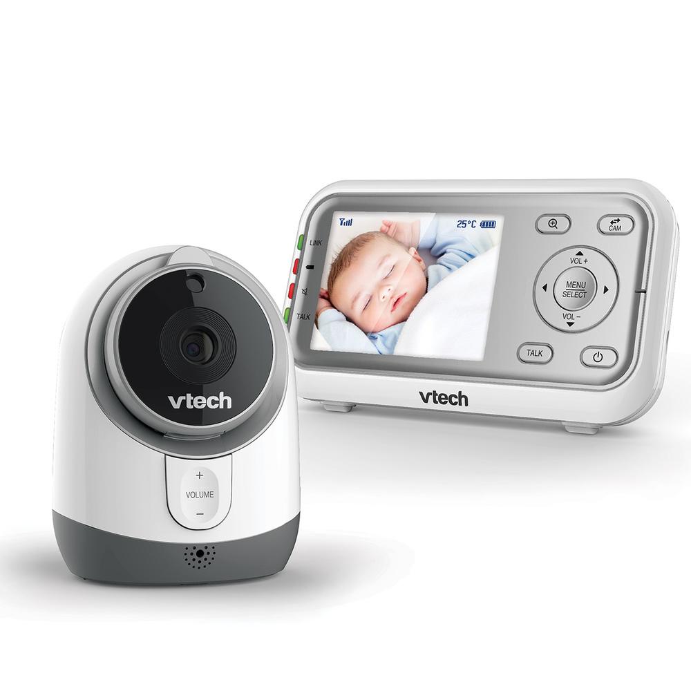 VTech Full Colour Video & Audio Baby Monitor BM3300