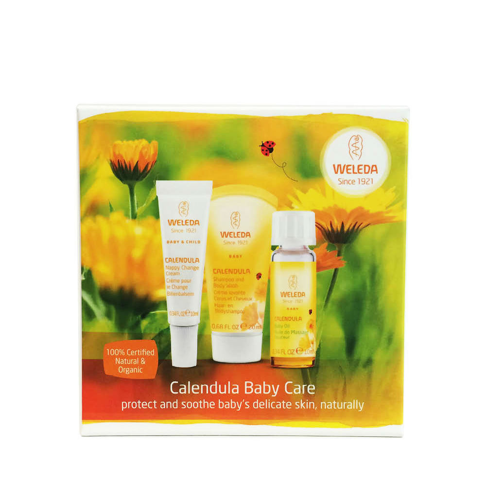Calendula Baby Care Pack - Small