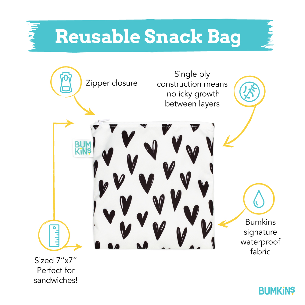 Large Snack Bag
