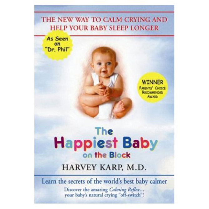 The Happiest Baby DVD & CD Pack