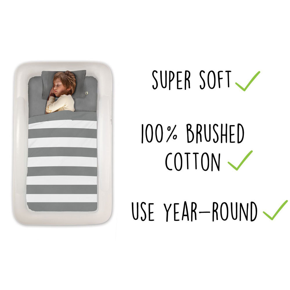 Bandit Toddler Blanket
