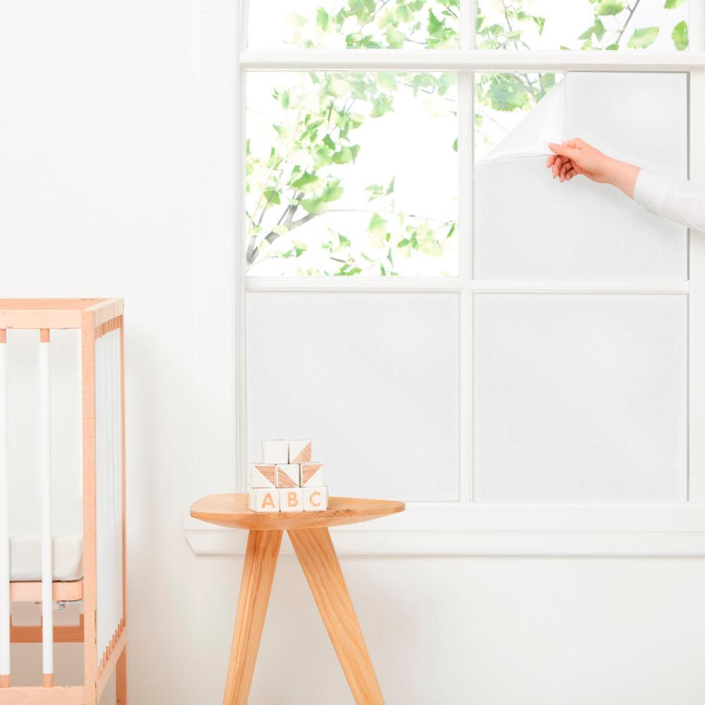 Stick-on Window Blockout