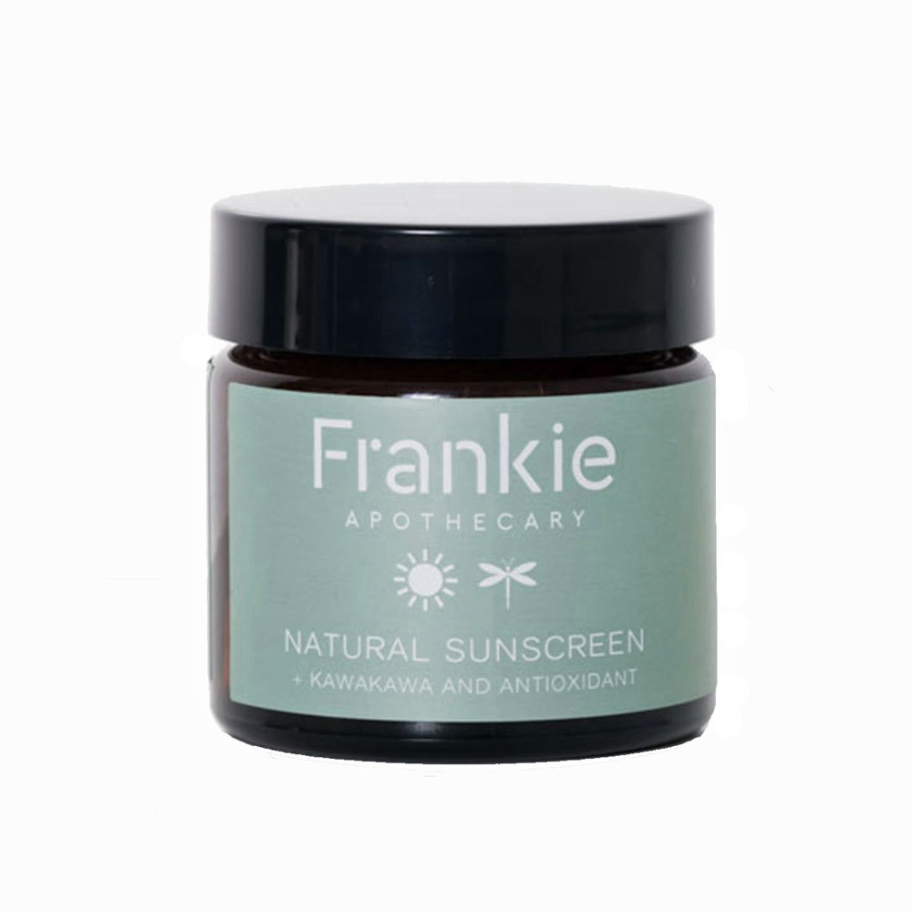 Frankie Apothecary Natural Sunscreen