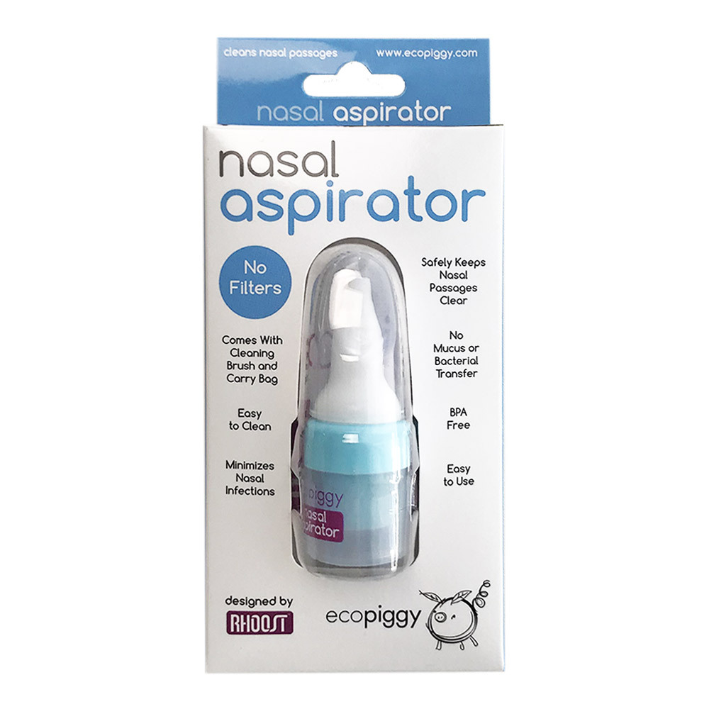 Ecopiggy No Filter Nasal Aspirator