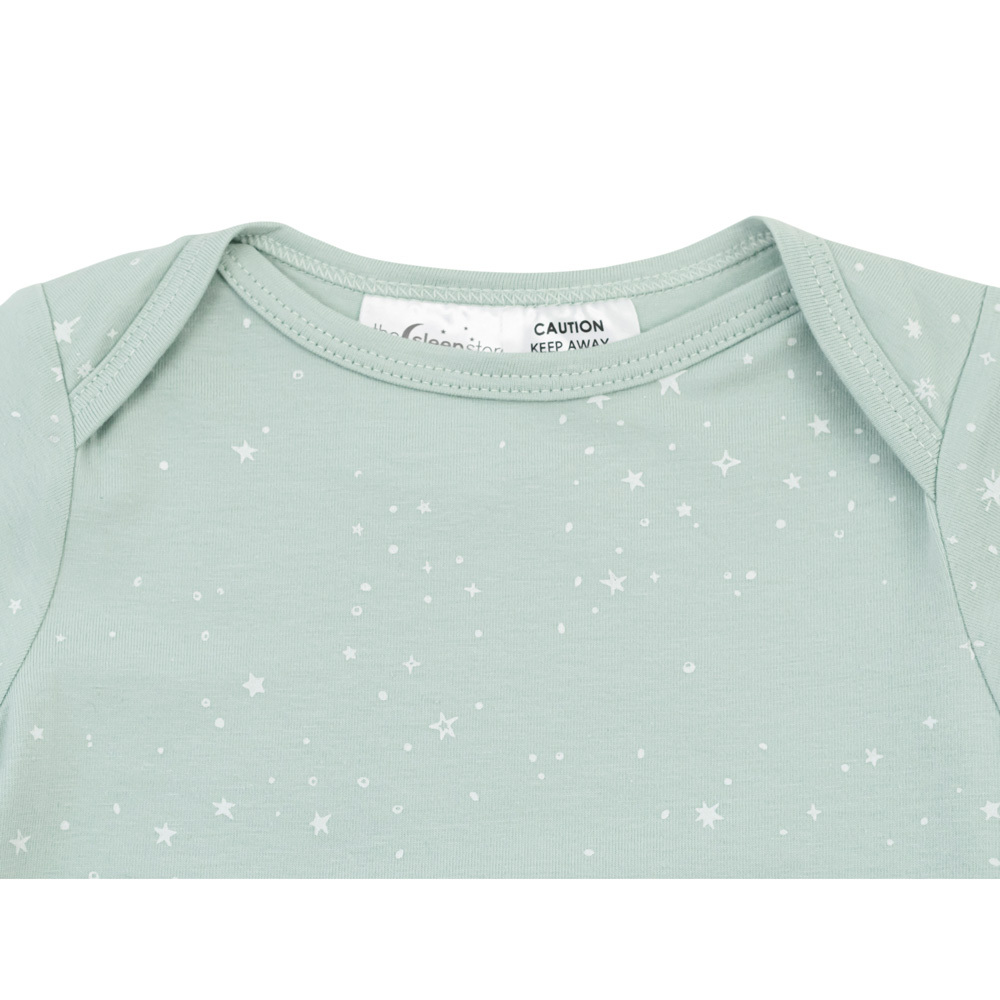 Organic Cotton Baby Gown - Elements Range