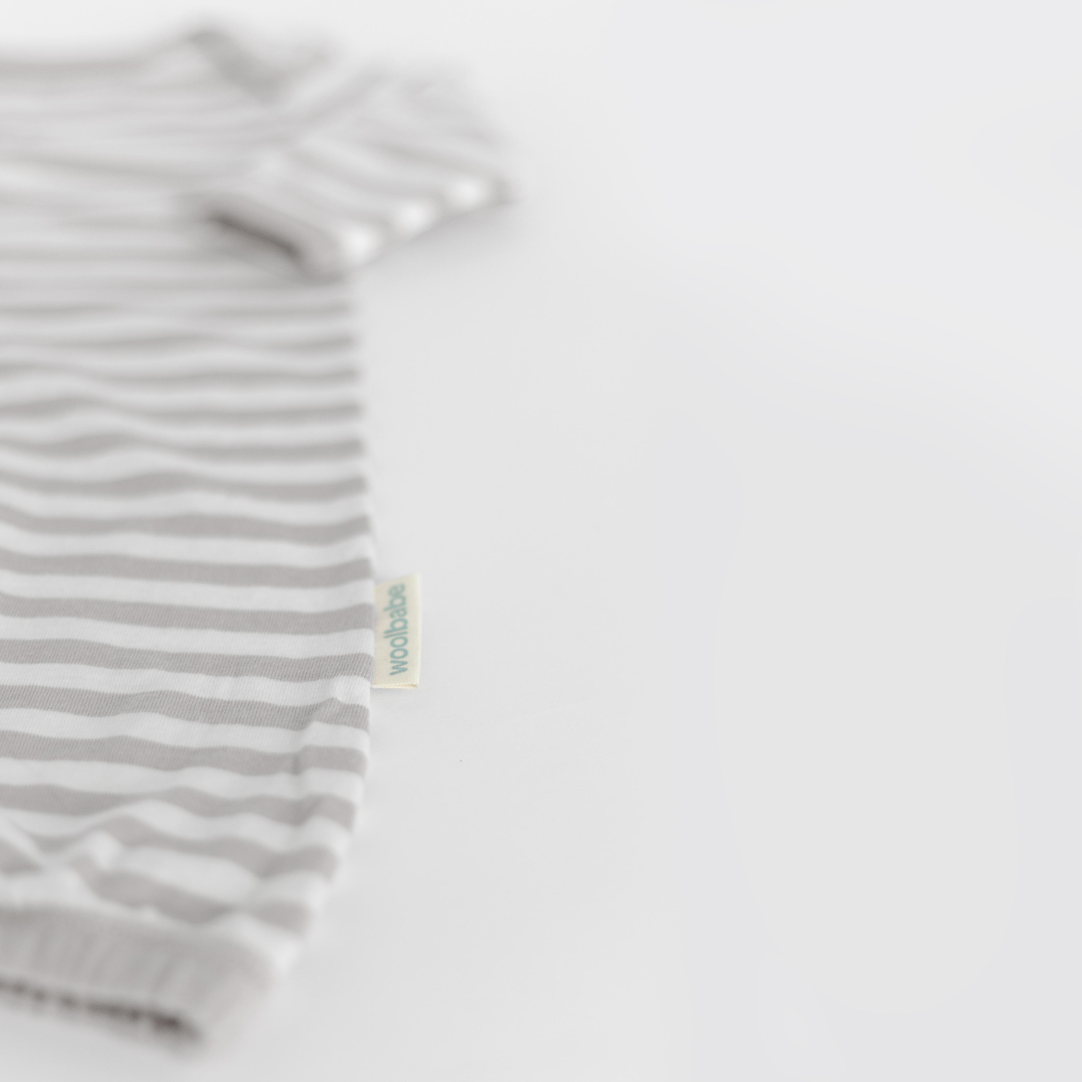 Merino/Organic Cotton Gown