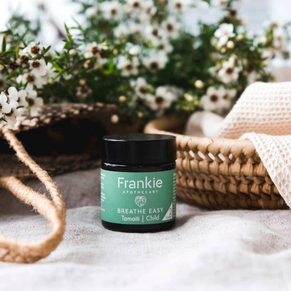 Frankie - Breathe Easy Tamaiti/Child