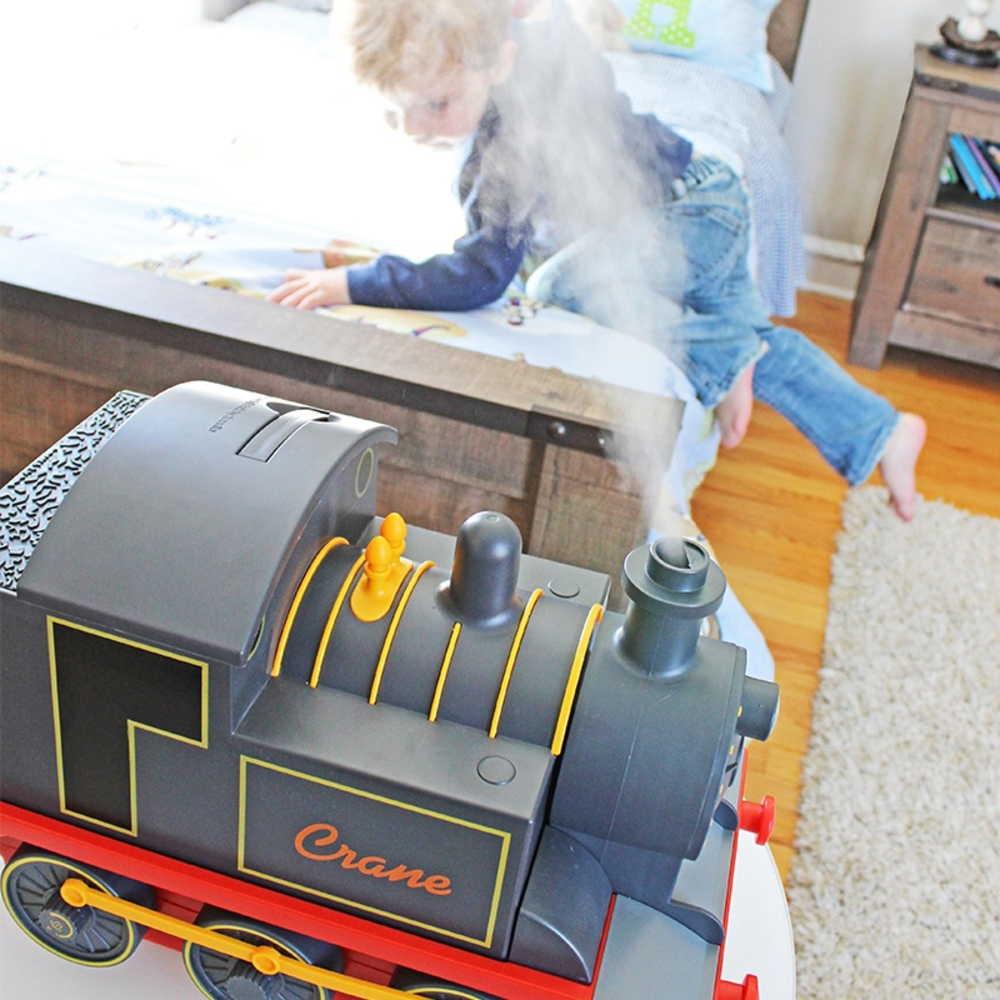 Crane Cool Mist Humidifier - Train