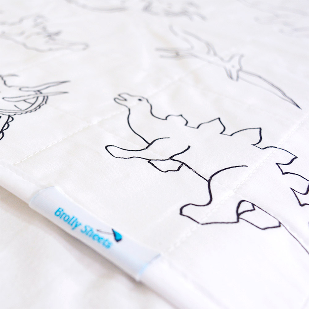 Brolly Sheet - Designer