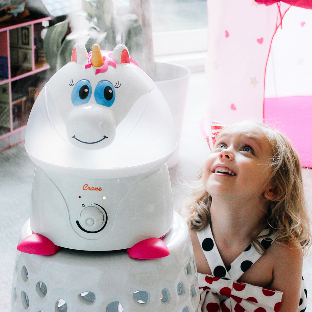 Crane Cool Mist Humidifier - Adorable