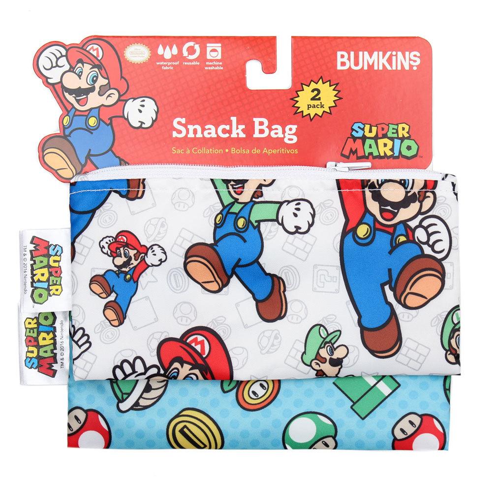 Small Snack Bag 2 pack - Nintendo