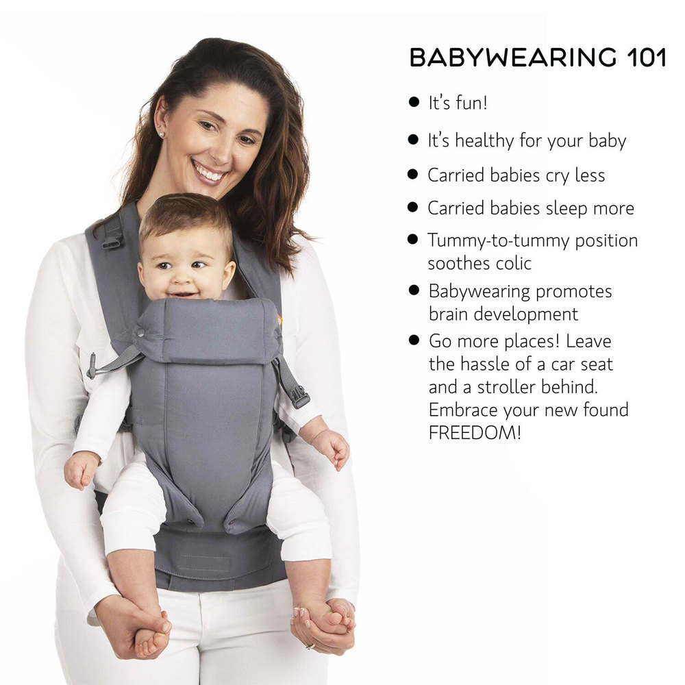 Beco Gemini Cool Mesh Baby Carrier
