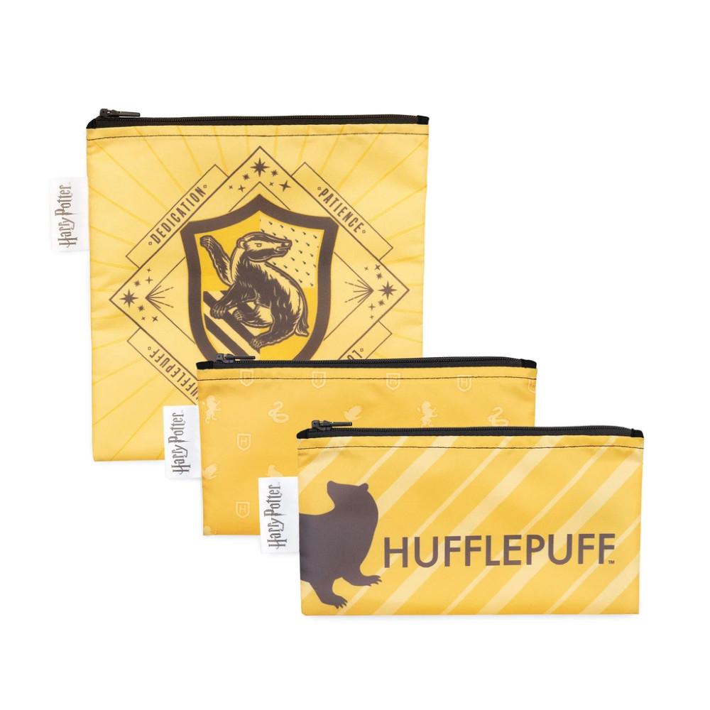 Bumkins Snack Bag Combo 3pk - Harry Potter