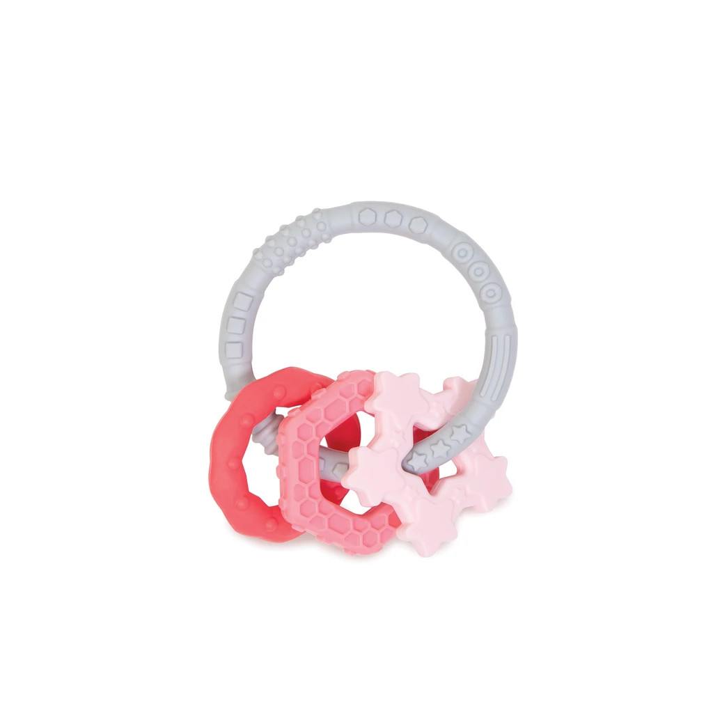 Bumkins Silicone Teething Charms