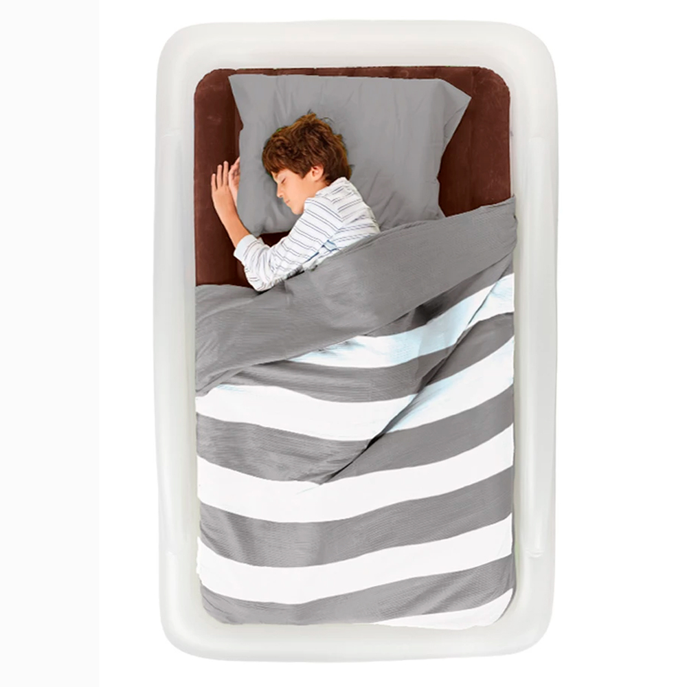 Inflatable Family Travel Bed - King Single Size