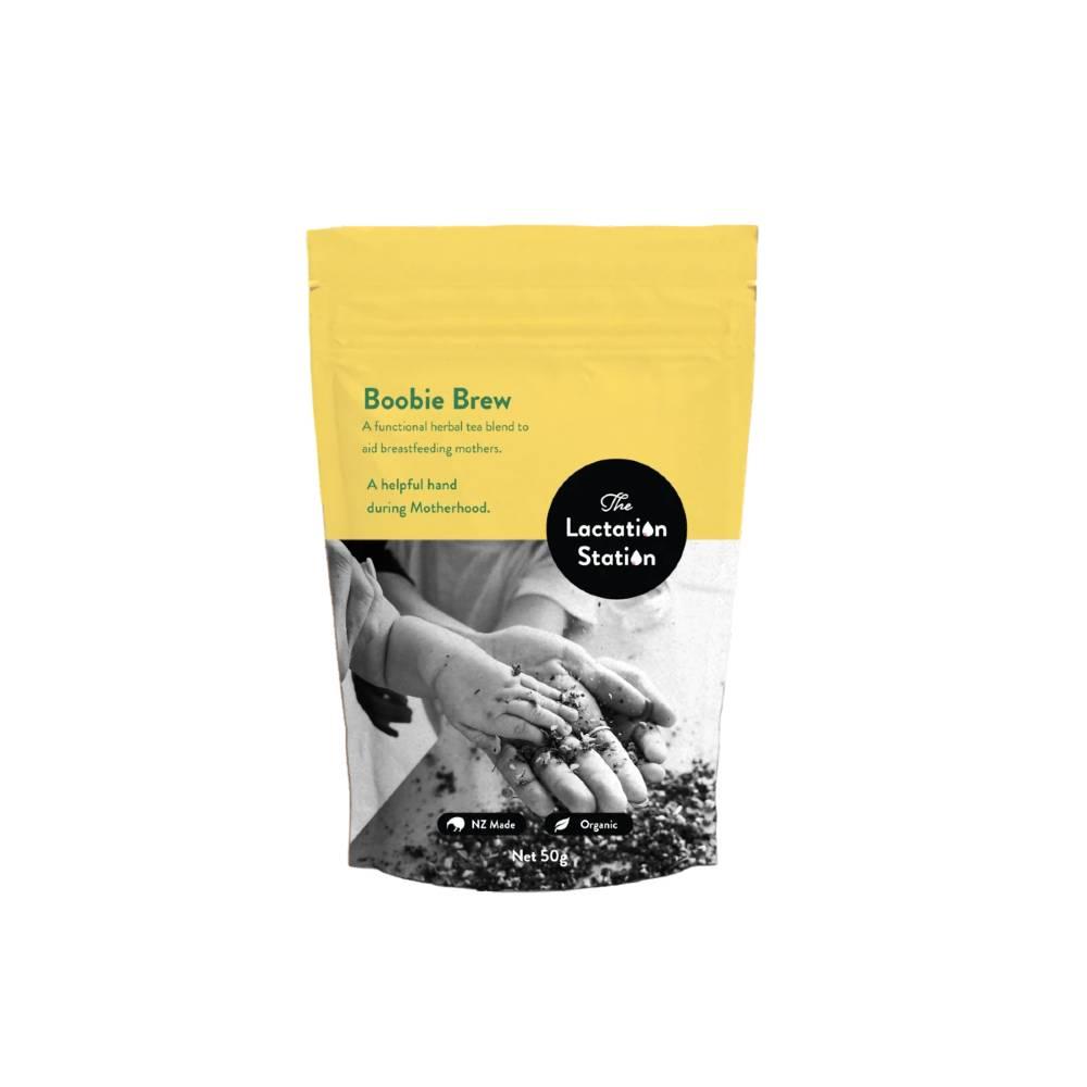 The Lactation Station - Boobie Brew 50g