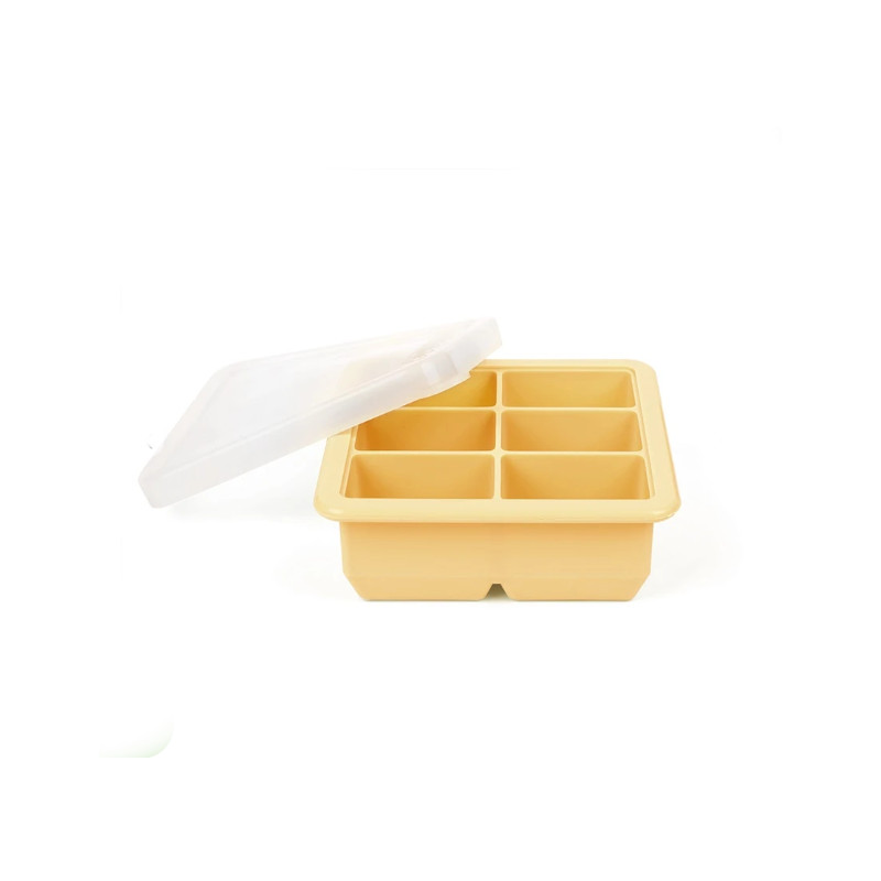 Baby Food & Breast Milk Freezer Tray 6 Compartment
