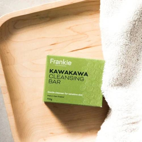 Frankie Kawakawa Cleansing Bar