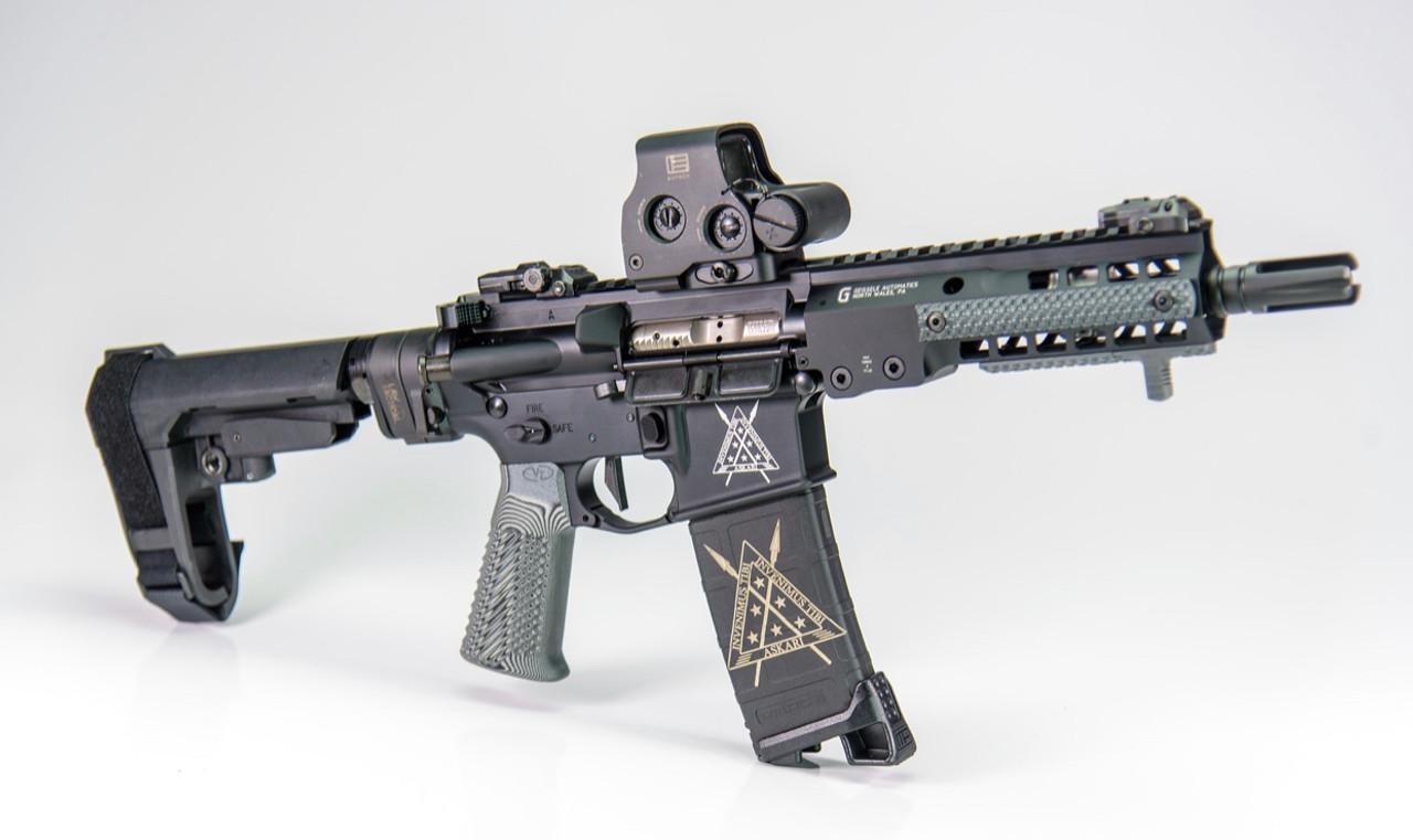 VT15 ASKARI Elite 7P AR Pistol