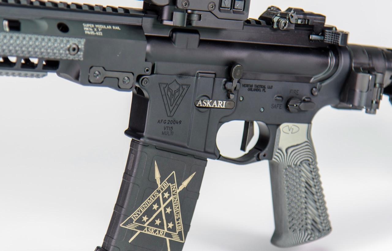 VT15 ASKARI 7P AR Pistol