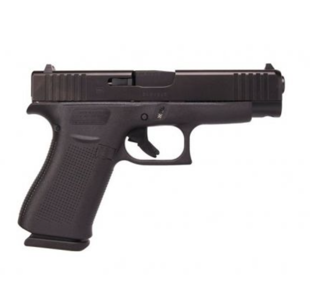 Glock G48 Black Slide