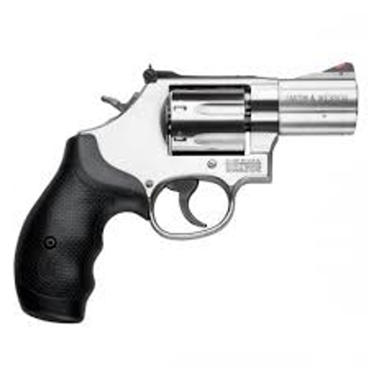 """S&W 686-6 Plus 2.5"""" Stainless 7Rd"""