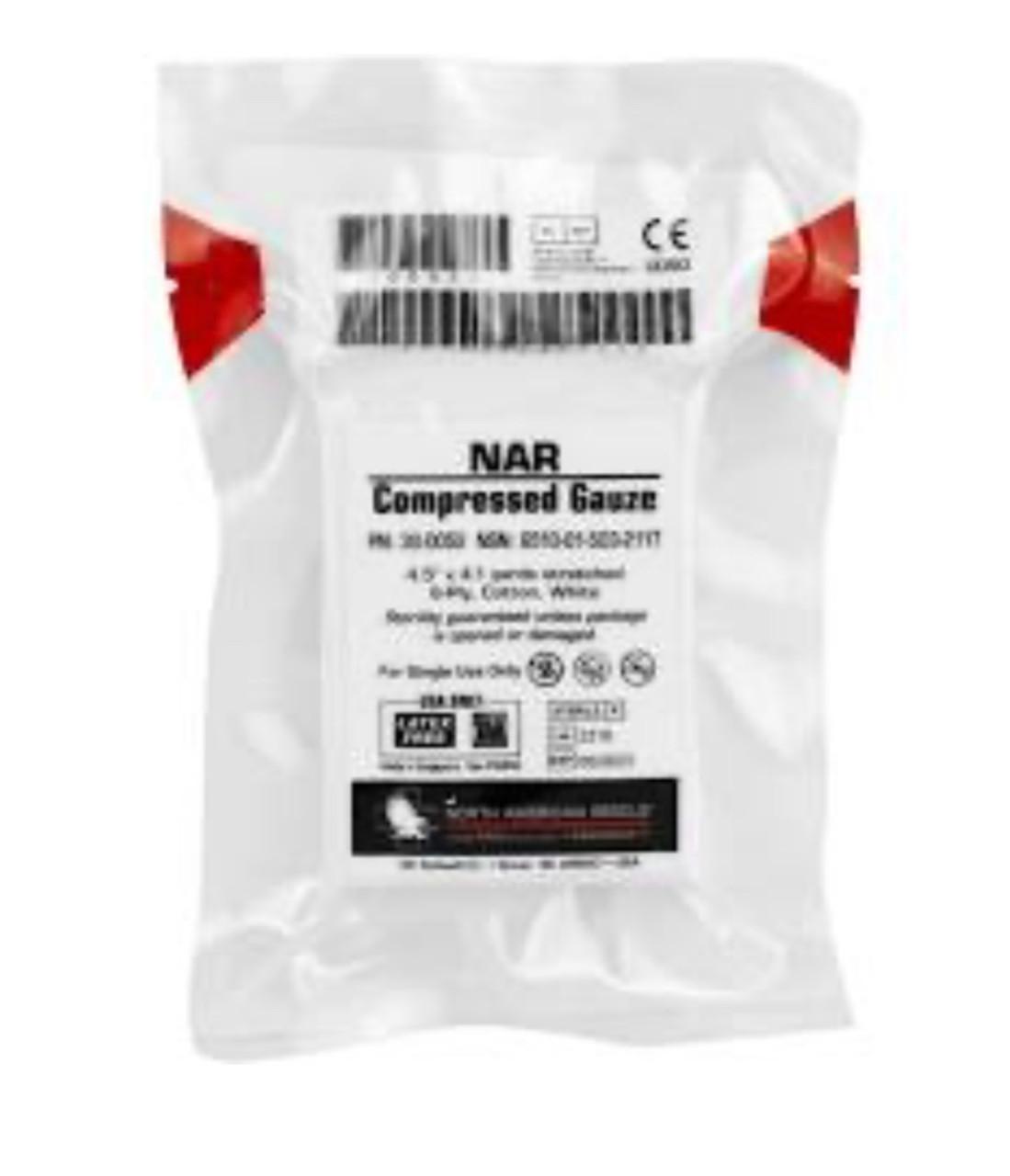 NAR Compressed Guaze