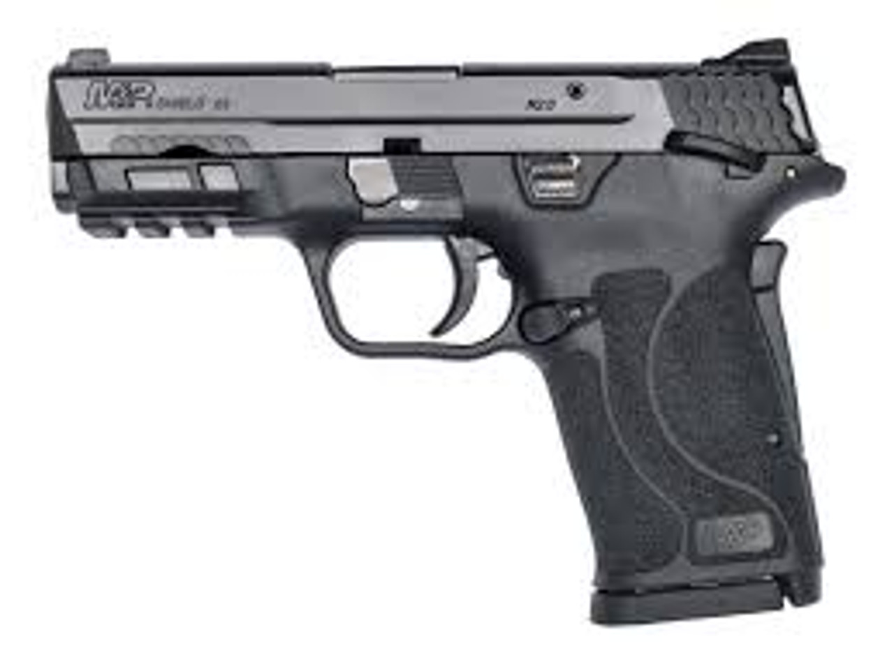 Smith & Wesson M&P9 Shield EZ With Thumb Safety